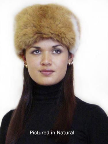 Alpaca Fleece Cossack Hat