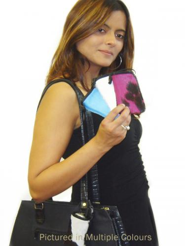 Cowskin Moomoo Cell Phone Holder