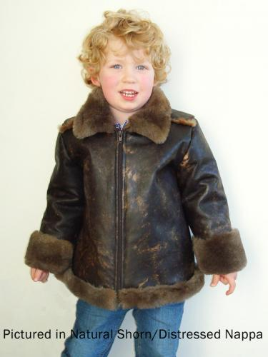 Kids B3 Airforce Jacket