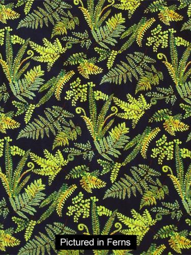 Ferns Apron Close Up