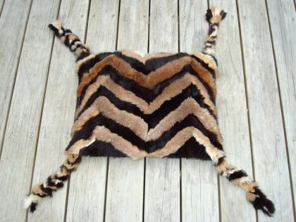 Bedouin Range Herringbone Pillow