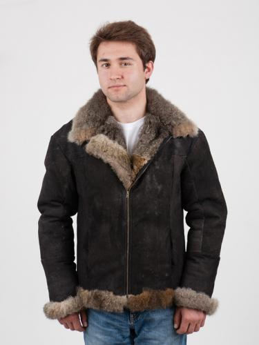 possum fur bomber jacket